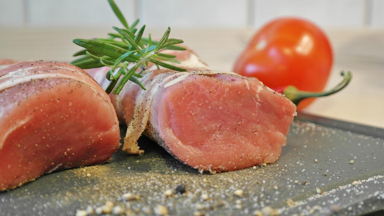 ヒレ肉はビタミンたっぷり